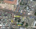 図1 8番出口からバス停